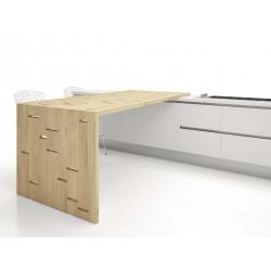 Tavolo Penisola Luce - Design by Enrico Bedin