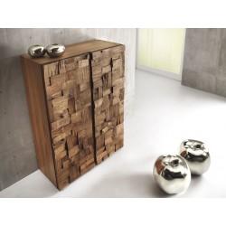 Credenza Woodplayer - Design by Alberto Florian