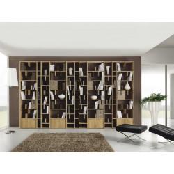 Libreria Espace - Design by Enrico Bedin