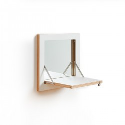 Mensola con specchio Flapps Vanity