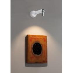 Lampada da parete Contatto - modello W1- W2