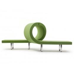Panca modulare Longway L Segis - Design Bartoli