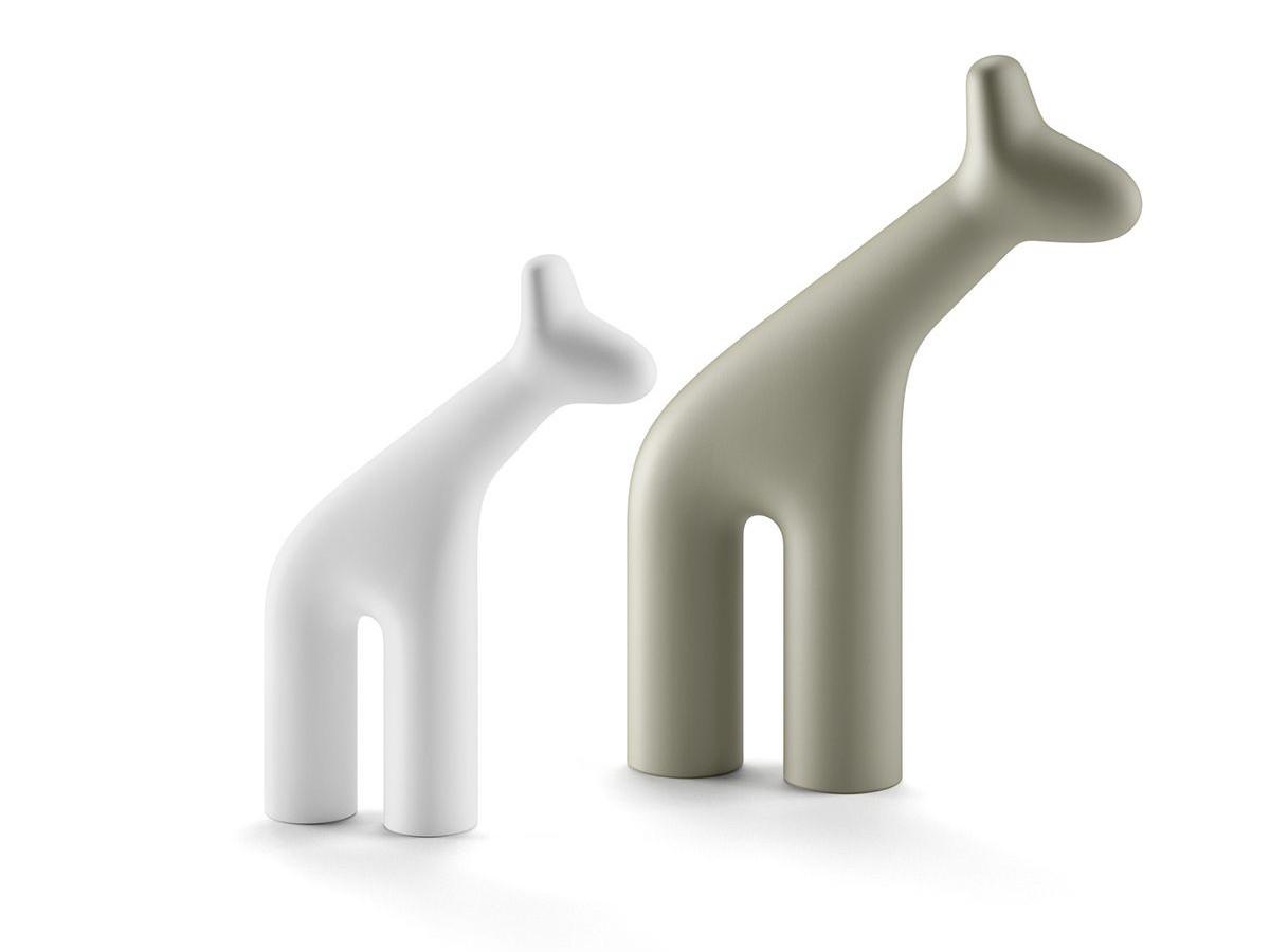 Raffa La Dondolo Giraffa.Scultura Raffa Plust Coollection Cliving