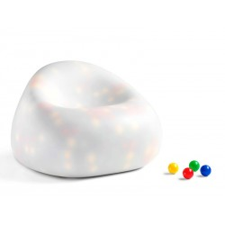 Poltrona Gumball Armchair Plust Collection
