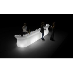 Bancone bar Bartolomeo Desk Light Plust Collection
