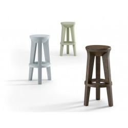 Sgabello Frozen Stool Plust Collection