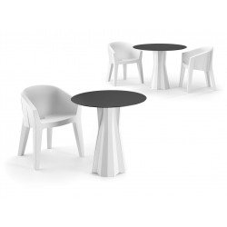 Tavolo Frozen Dining Table Plust Collection