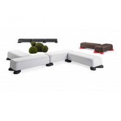 Panca modulare Momo Plust Collection