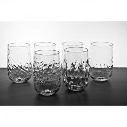 Bicchieri in Vetro BEI 6 Pezzi