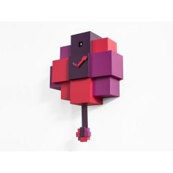 Orologio da parete Cucù Choco by Progetti