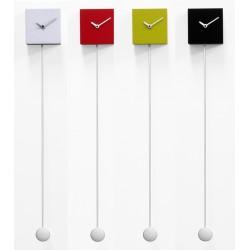 Orologio da parete Long time by Progetti