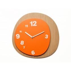 Orologio da parete Woodie by Progetti