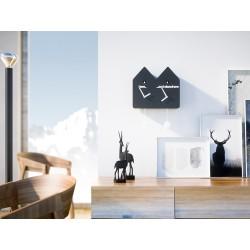 Orologio Cucù da parete Double q by Progetti
