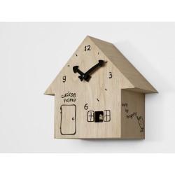 Orologio da parete Cuckoo Home by Progetti