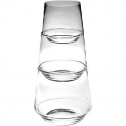Habit set di 3 bicchieri in vetro by Covo