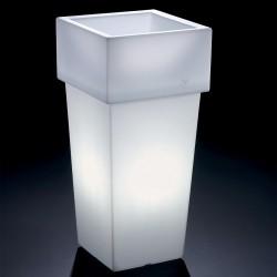 Portavaso luminoso Cache-pot Gemini by Lyxo Design