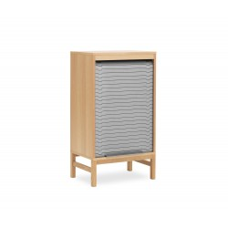 Mobile contenitore Jalousi Cabinet Low by Normann Copenhagen