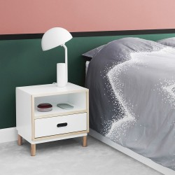 Comodino Kabino Bedside Table by Normann Copenhagen