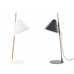 Lampada da terra Hello Floor Lamp by Normann Copenhagen