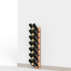 Portabottiglie singolo a parete Zia Gaia by Le Zie di Milano
