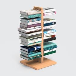 Libreria bifacciale Zia Bice by Le Zie di Milano