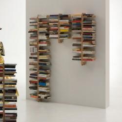 Libreria a parete Zia Bice by Le Zie di Milano