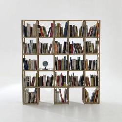 Sistema componibile Zia Babele I Castelli 6 by Le Zie di Milano