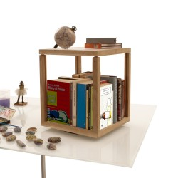 Libreria componibile Le Trottole Zia Babele by Le Zie di Milano