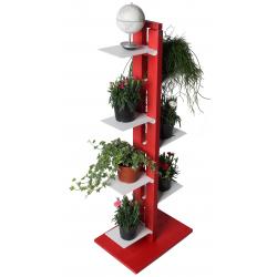 Portapiante a colonna Zia Flora by Le Zie di Milano