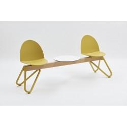 Seduta su barra Camel by Segis