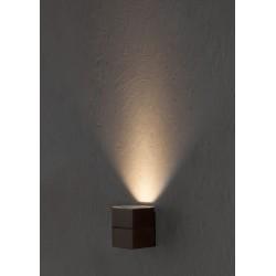 Lampada da parete per esterno Cu-Box outdoor by Antonangeli
