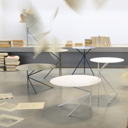 Tavolino Twin B - Design by Busetti Garuti Redaelli