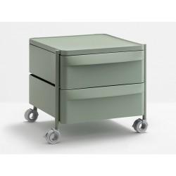 Cassettiera Boxie BXL 2C by Pedrali