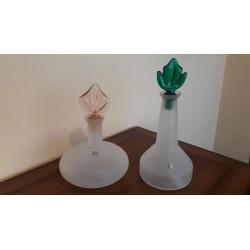 Coppia bottiglie in vetro by IVV