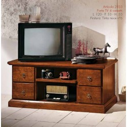 Mobile porta TV in legno by PANTERA LUCCHESE