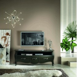 Mobile porta TV art. 576/G by PANTERA LUCCHESE