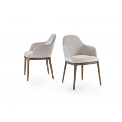 Sedia Becky by Pacini & Cappellini