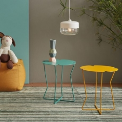 Tavolino Corolla - Design Ernesto Maria Giuffré